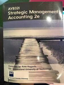 AYB321 Strategic Management Accounting 2e Brisbane City Brisbane North West Preview