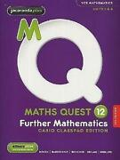 Maths Quest 12 Further Maths