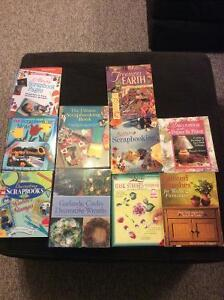 Scrapbooking and other craft books