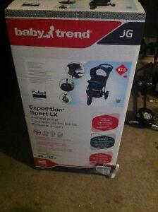Brand new baby trend Expedition® Sport LX - Cobalt