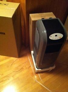 Garrison 9000 btu climatiseur portatif 3 en 1