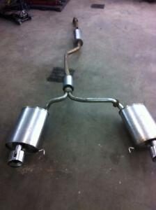 ligne d'exhaust honda accord v6 2009