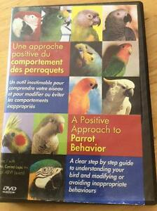 A positive approach to parrot behaviour - DVD