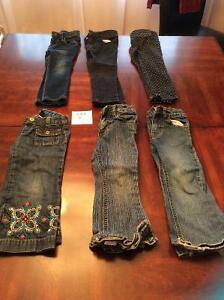 Girl's Size 3 Jeans
