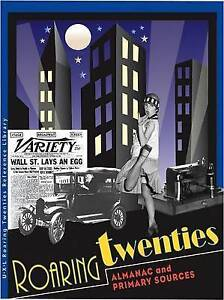 NEW Roaring Twenties Reference Library (2 book set) by Kelly King Howes
