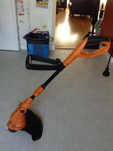 Electric Grass Trimmer WORX Dual Line
