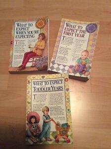 What to expect: pregnancy and early childhood books St. John's Newfoundland image 1