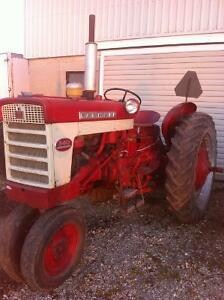 Tractors and parts for sale