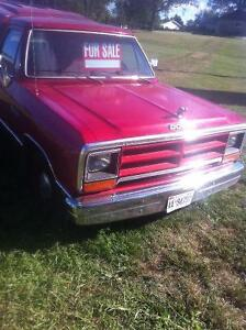 Classic dodge truck for sale