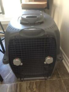 Large Airline approved dog crate