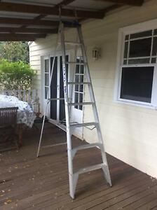 BAILEY 2.4M INDUSTRIAL STEP LADDER Guildford Swan Area Preview