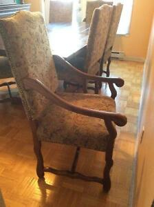 Real Wood Dining Room Set West Island Greater Montréal image 9