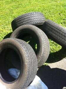 Firestone tires need gone ASAP used but good condition