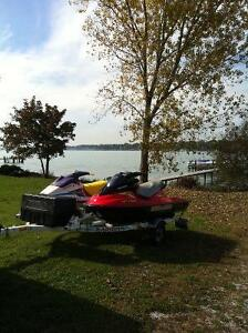 SEADOO RxDi and SPi package deal Sarnia Sarnia Area image 1