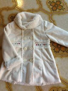 GYMBOREE Fleece-Lined Jacket Coat Girl Size 5 EXCELLENT
