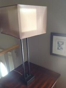 Funky table lamp