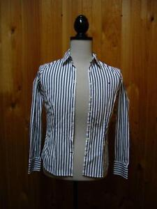 Tommy Hilfiger Size 8 Ladies Women's Stretch Long Sleeve Shirt Coolaroo Hume Area Preview