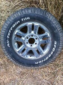 "2 - 18"" Ford Rims For Sale"