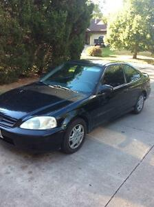 2000 Honda Civic Special Edition Coupe (2 door)