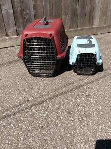 Cat crate and small dog crate