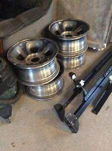 Chevy s-10/ Sonoma rims for sale