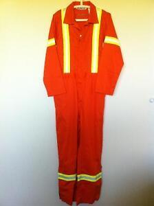 FR, Hi Viz, oilfield, road construction coveralls
