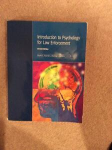 Introduction to Psychology for law enforcement