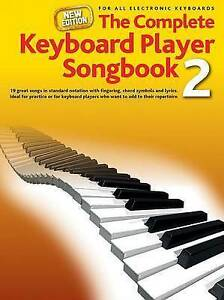 The Complete Keyboard Player Songbook 2 - New Edition by Hal Leonard Publish NEW