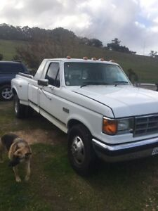 Ford F-250 Dual Wheel Gilles Plains Port Adelaide Area Preview