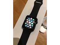 Apple Watch Series 2 42mm Space Grey - Immaculate Condition