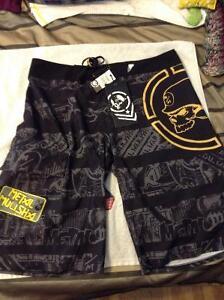 "Metal Mulisha shorts with side pocket ""34 Kingston Kingston Area image 1"