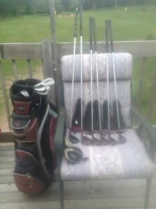LH golf clubs for sale