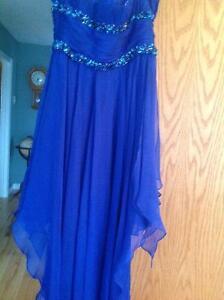 Formal hi-lo dress from Cache St. John's Newfoundland image 4