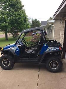 Super clean 2014 RZR 800 with Polaris warranty until March!