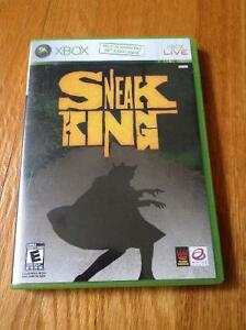 Sneak King XBOX (inclus version XBox 360 et Xbox)