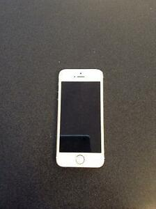 iPhone 5S - Silver - No scratches- Works Great!!