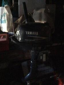 For Sale Yamaho outboard motor