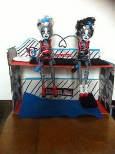 Poupées Monster High a vendre en duo à 30$ Lac-Saint-Jean Saguenay-Lac-Saint-Jean image 2