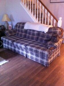 FREE couch & table