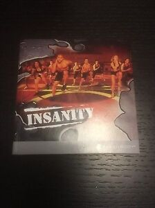 INSANITY DVD Set, 10-Disc (Retails at $140)