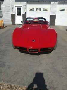 1973 Stingray Convertible