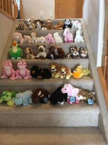 **REDUCED** WEBKINZ Collection + Clothes and Carriers Strathcona County Edmonton Area image 4