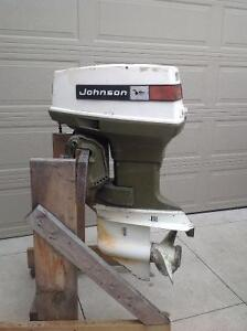 Johnson 50 Hp Outboard Motor
