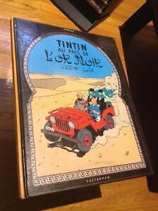 Tintin au pays de l'or noir 1983