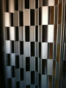 Porte accordeon pliante fermeture magasin vitrine aluminium autre trois rivi res kijiji - Porte accordeon aluminium ...