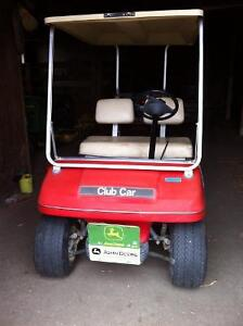 For sale '95 electric golf cart
