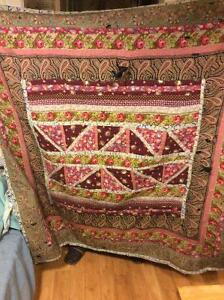 European Quilt / Couverture Europeene