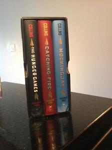 The Hunger Games Trilogy - All HARDCOVERS!!