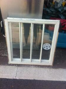 Antique Windows from 113 yr House