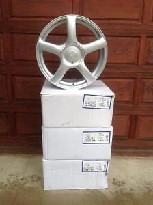"1/2 price for new 18"" rims, still in the box. REDUCED"
